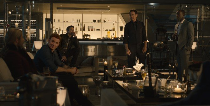 It's Hammer Time In First Avengers: Age Of Ultron Clip