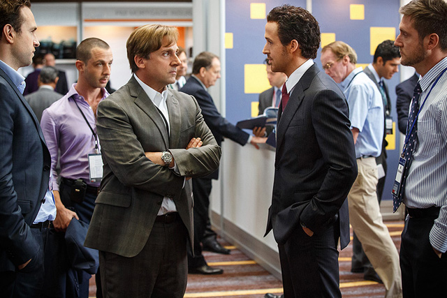 Adam McKay's Ensemble Come Together In New Trailers For Oscar-Tipped Drama The Big Short