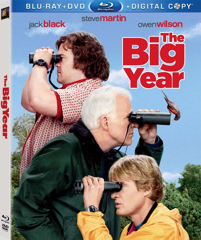 The Big Year Blu-Ray Review