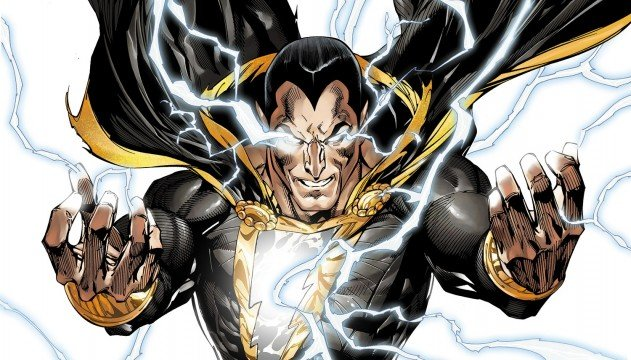 "Dwayne Johnson Promises ""Ruthless"" And Charming Black Adam In Shazam"