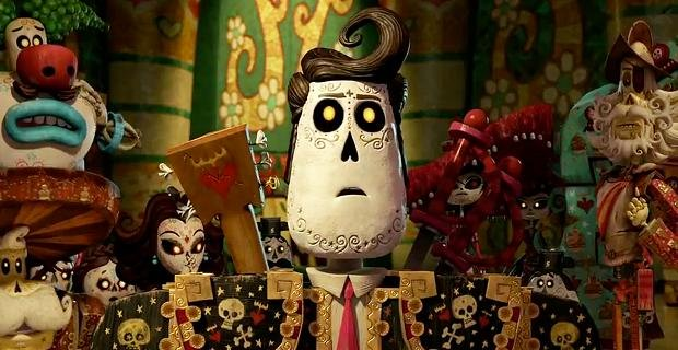 New Trailer For The Book Of Life Promises Colorful Animation, Crazy Characters