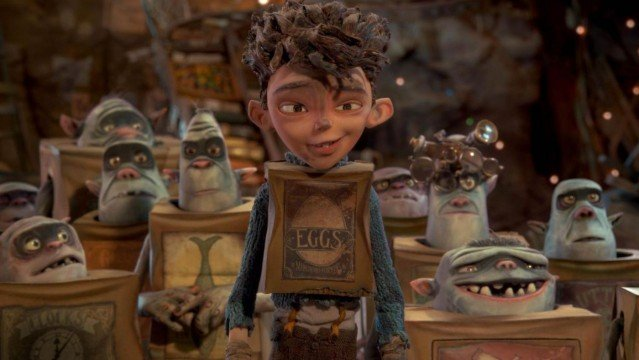 Worlds Collide In New Trailer And Poster For The Boxtrolls