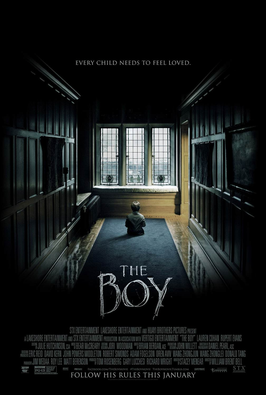 The Boy Review