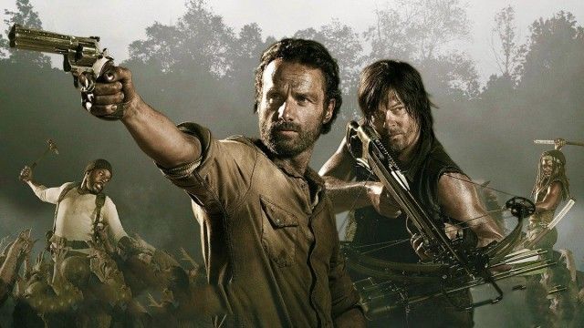 the-cast-and-crew-of-the-walking-dead-talk-morgan-wolves-and-bloodshed-in-season-6-w-353351
