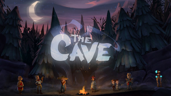 Double Fine's The Cave Open For Spelunking On January 22nd