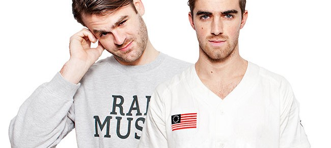 The Chainsmokers Drop Mysterious New ID During Paris Show
