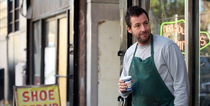 Adam Sandler Is Nowhere To Be Found On First Poster For The Cobbler
