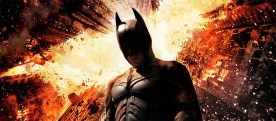 The Dark Knight Rises Makes Its TV Debut