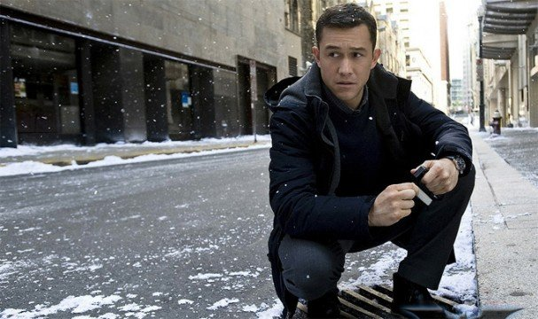 the dark knight rises joseph gordon levitt image 607x360 Details About John Blake Surface In Latest Viral Marketing For The Dark Knight Rises