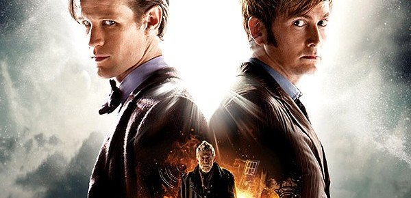 """Doctor Who Review: """"The Day of the Doctor"""" (50th Anniversary Special)"""