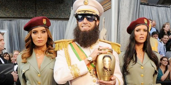 Second Trailer For The Dictator Reveals More Plot Details