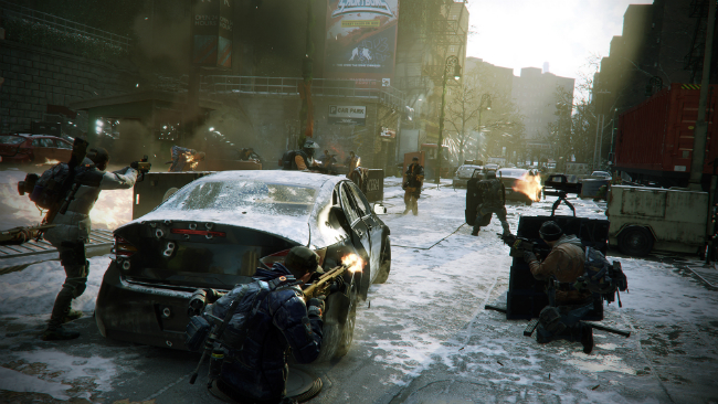 The Division Beta Sets New Record After Attracting 6.4 Million Players