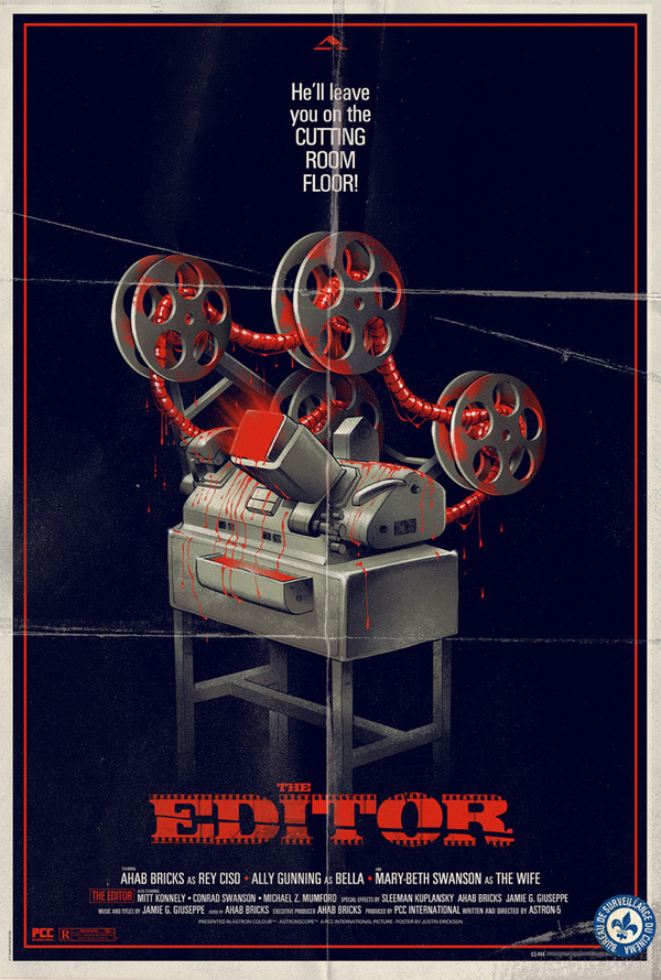 The Editor Review [Fantastic Fest 2014]