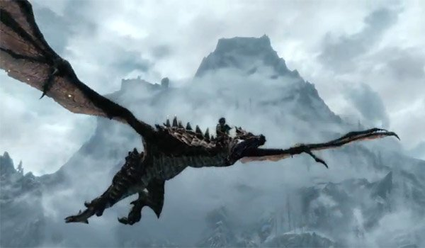 The Elder Scrolls V: Skyrim Dragonborn DLC Announced, Launches Dec 4th