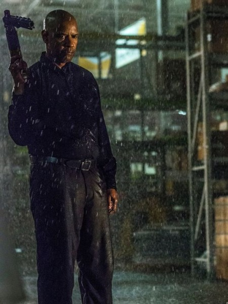 Chloë Grace Moretz Sports Red Hair In New Images From The Equalizer