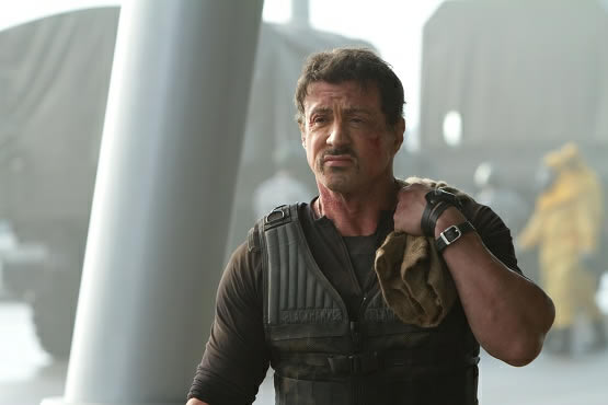 The Expendables 2 Takes You Behind The Scenes