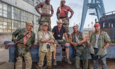 The Gang Reunites In New Photo From The Expendables 3