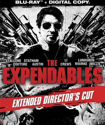 The Expendables (Extended Director's Cut) Blu-Ray Review