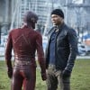 Diggle Joins Team Flash To Take Down King Shark In Photos From Next Week's The Flash