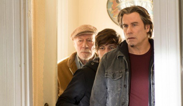 John Travolta Pulls Off An Impossible Heist In First Trailer For The Forger