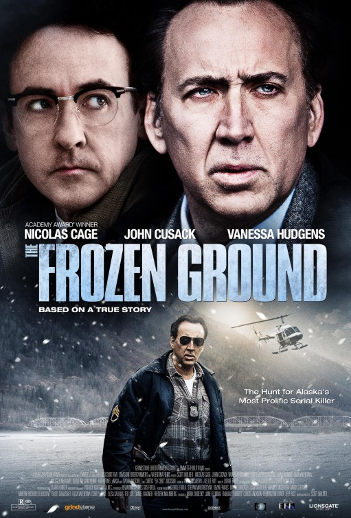 Check Out Posters For The Frozen Ground With Cage And Cusack