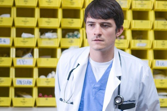 the good doctor orlando bloom