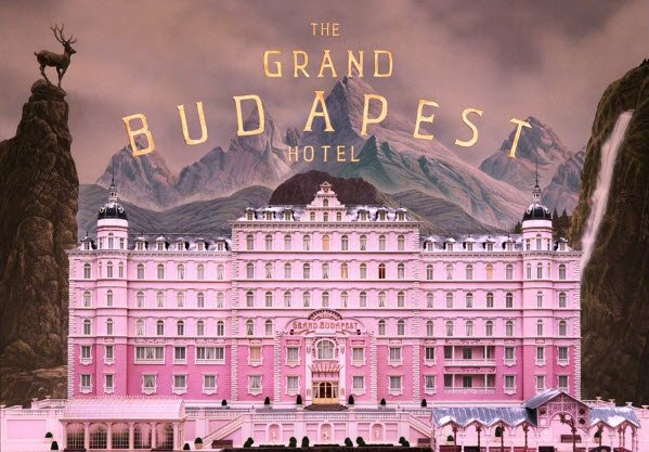 the grand budapest hotel Meet The Cast Of The Grand Budapest Hotel With New Trailer And Posters