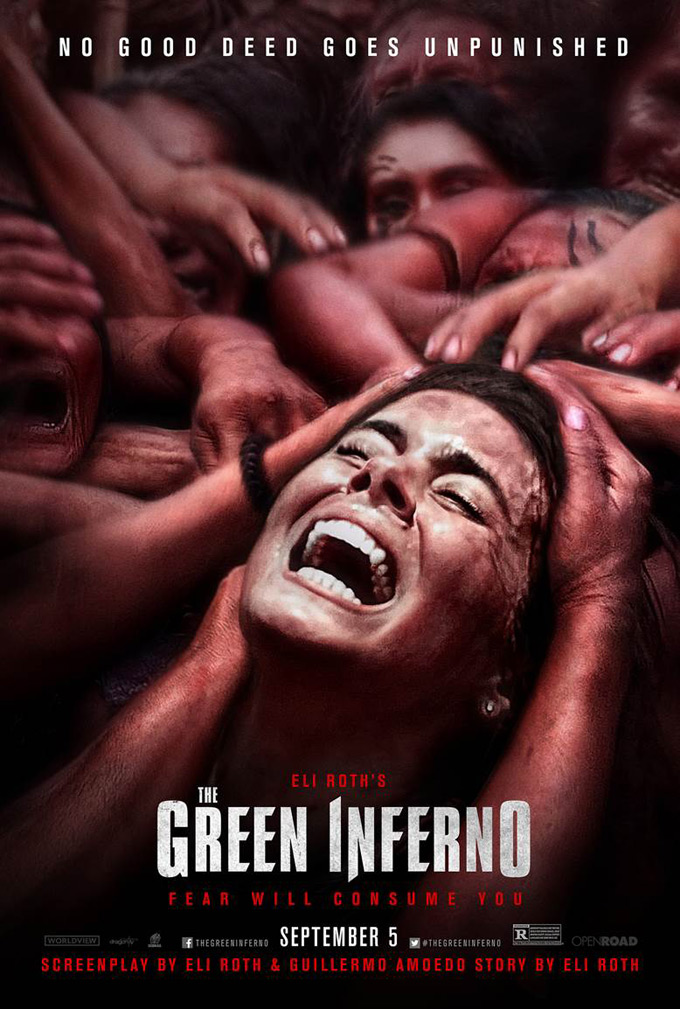 No Good Deed Goes Unpunished In Trailer For Eli Roth's The Green Inferno