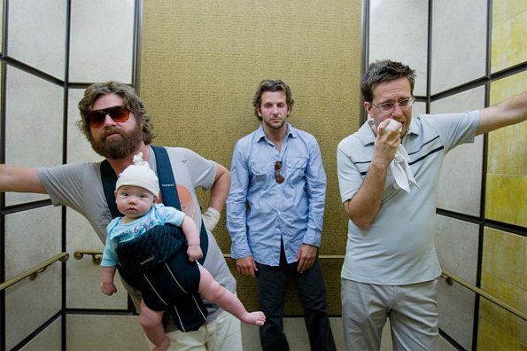 Bradley Cooper Confirms That The Hangover Part III Is A Done Deal