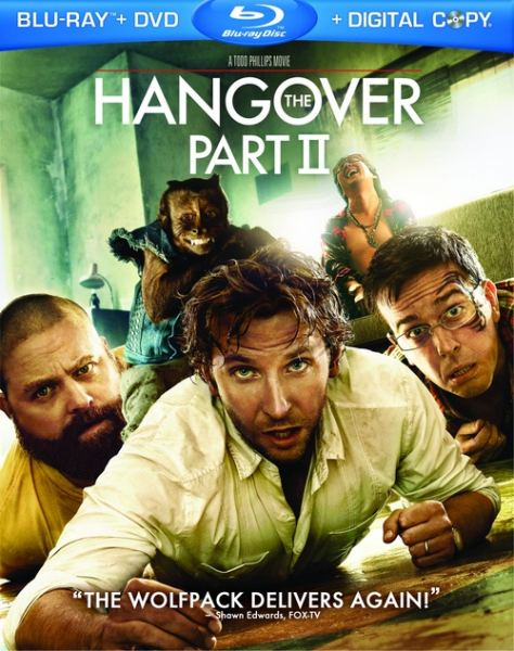 The Hangover Part II Blu-Ray Review