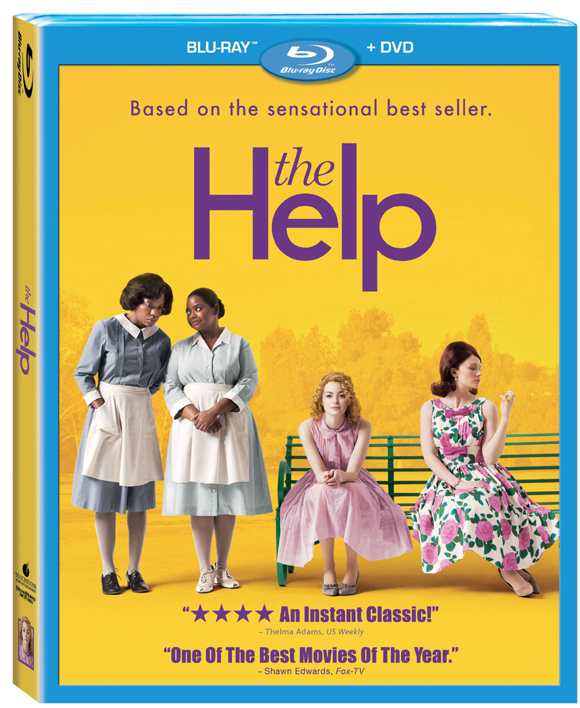 The Help Blu-Ray Review