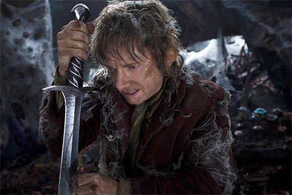 New Photo From The Hobbit Featuring Bilbo And Sting