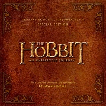 the hobbit soundtrack special 360x360 The Top 10 Film Scores Of 2012
