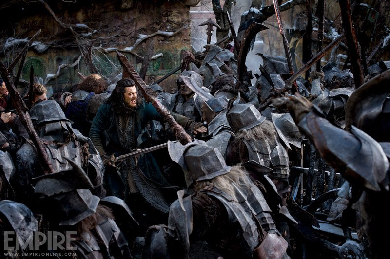 The Hobbit: The Battle Of The Five Armies Review