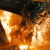 Smaug Lays Siege To Lake-Town In New Images For The Hobbit: The Battle Of The Five Armies