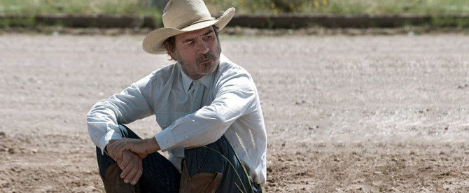 Hilary Swank Matches Tommy Lee Jones In First Clip From The Homesman