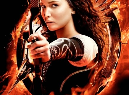 the hunger games catching fire poster 436x321 Movie Poster Trends: From Art Form To Boredom