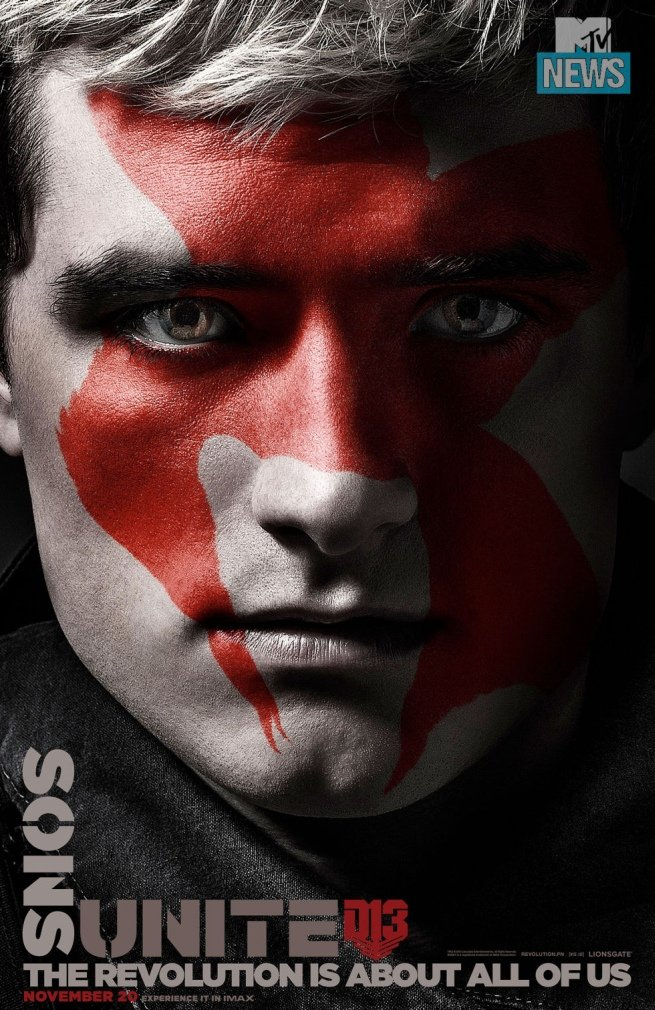 Meet The Faces Of The Revolution In New Character Posters For The Hunger Games: Mockingjay - Part 2