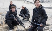 Jennifer Lawrence Reveals The Hunger Games: Mockingjay – Part 2 Pic