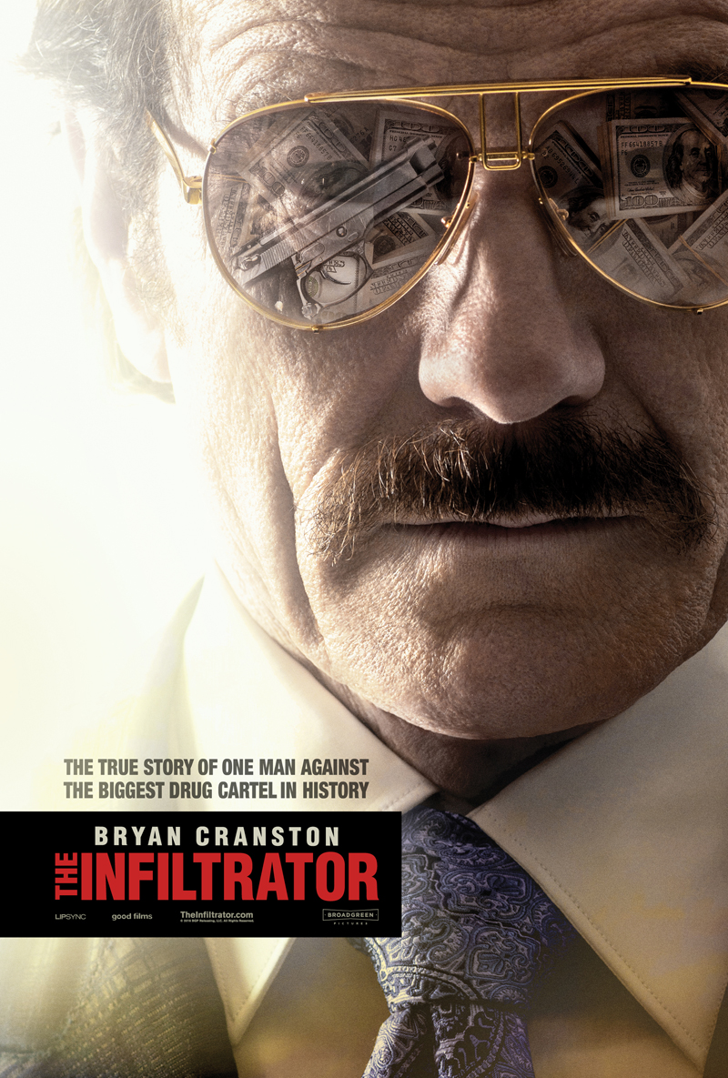 Bryan Cranston Returns To A Life Of Crime In New Trailer For The Infiltrator
