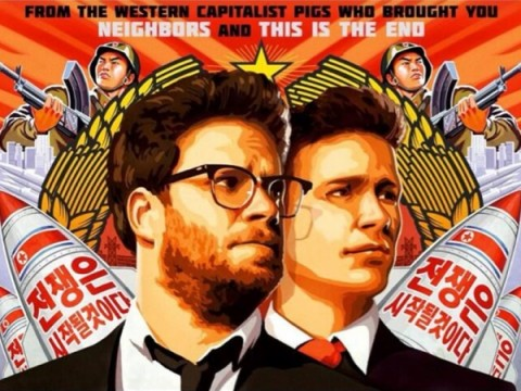 100,000 Copies Of The Interview Will Be Balloon Dropped Into North Korea