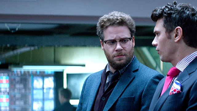 Sony Pulls The Interview In Face Of Terrorist Threats