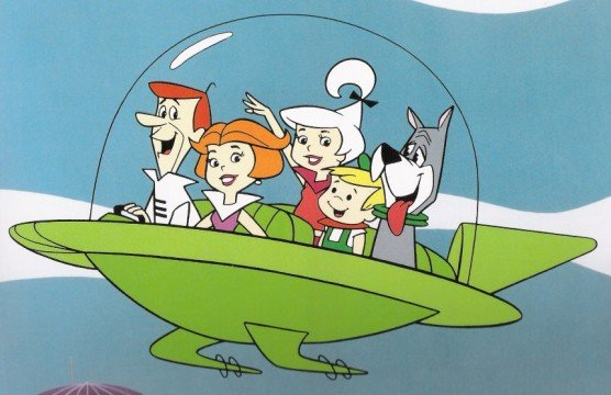 the jetsons