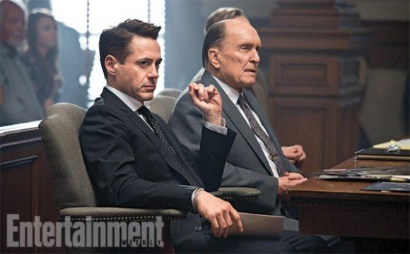 The First Trailer For The Judge Debuts