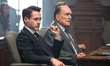 Robert Downey Jr. Defends Robert Duvall In New Image From The Judge