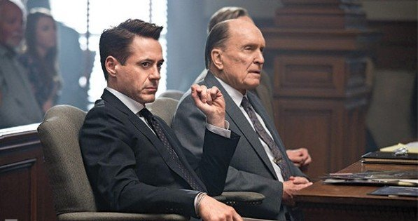 Robert Downey Jr. And Robert Duvall Defend Honor With New Poster For The Judge