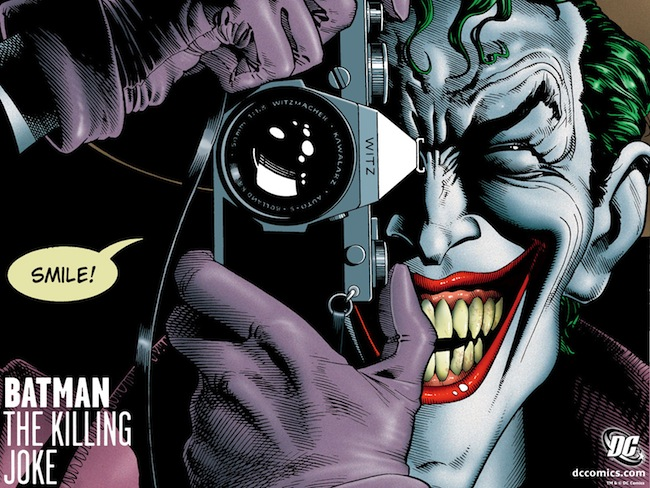 Suicide Squad's Jared Leto Pays Respect To Killing Joke-Era Villain In New Photo