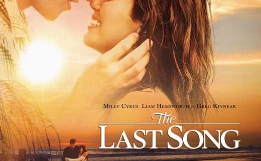 the last song movie poster 520x321 Movie Poster Trends: From Art Form To Boredom