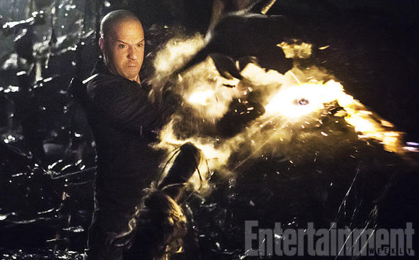 New Photo From The Last Witch Hunter Finds Vin Diesel Playing An Immortal Warrior