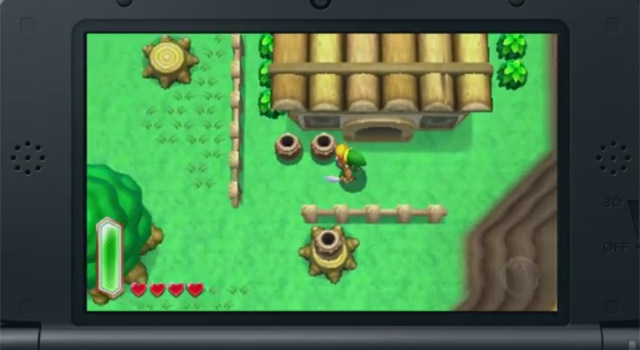 The Legend Of Zelda: A Link Between Worlds & Mario Party: Island Tour Have Been Dated For 3DS